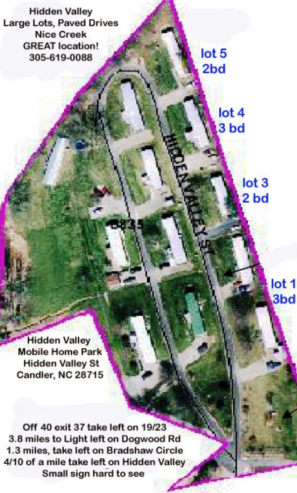 Photo of Hidden Valley Mobile Home Park, Candler, NC