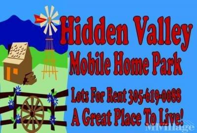 Hidden Valley Mobile Home Park