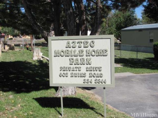 Photo of Aztec Mobile Home, Aztec, NM