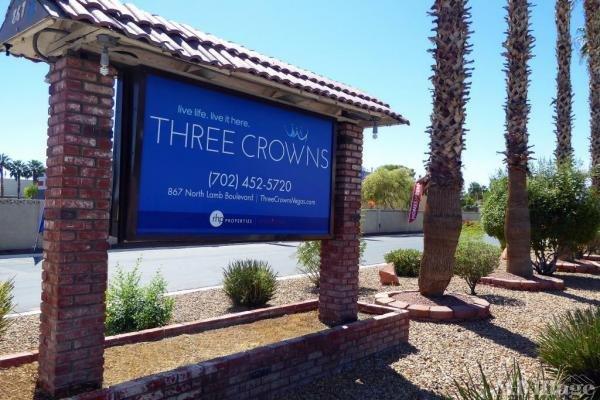 Photo of Three Crowns, Las Vegas NV