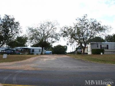 Mobile Home Park in Chappell Hill TX