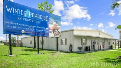 Mobile Home Park in Hudson FL