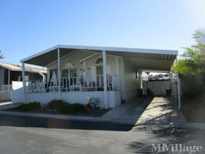 Mobile Home Park in Harbor City CA