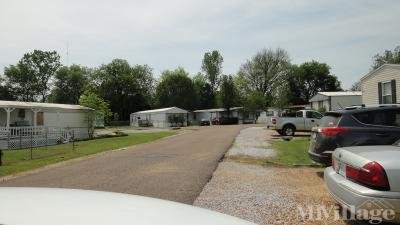 Mobile Home Park in Starkville MS