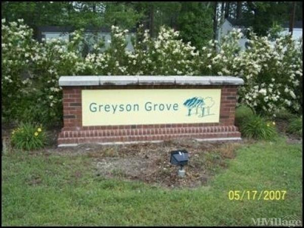 Photo of Greyson Grove, Rocky Mount, NC