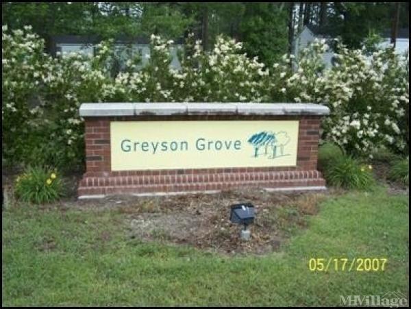Photo of Greyson Grove, Rocky Mount, NC