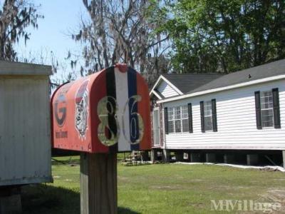 Mobile Home Park in Homerville GA