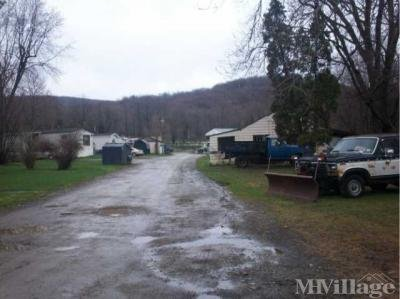 Mobile Home Park in Olean NY