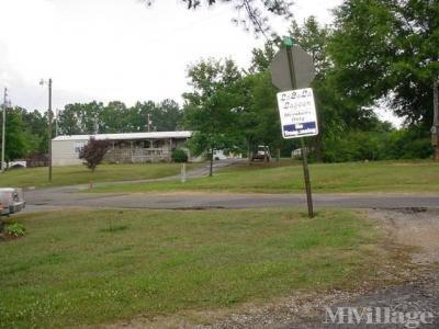 Mobile Home Park in Cropwell AL