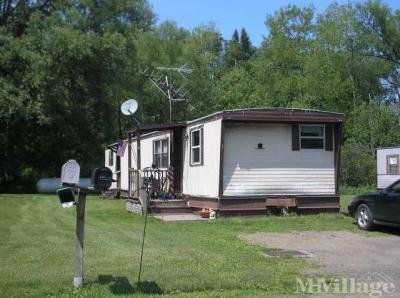 Mobile Home Park in Cherry Creek NY