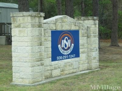 Mobile Home Park in Huntsville TX