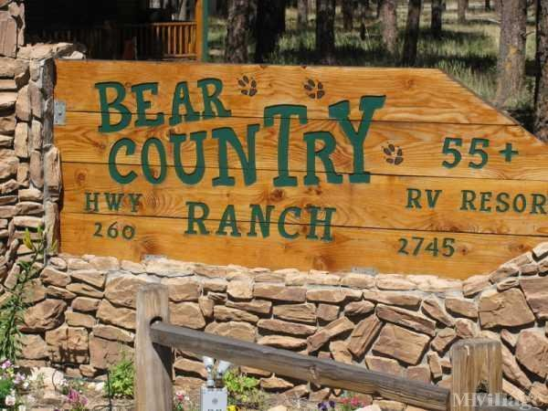 Photo of Bear Country Ranch, Overgaard, AZ
