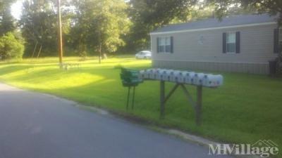 Mobile Home Park in Ellisville MS