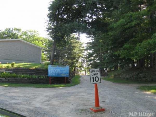 Thunderhawk Resort Mobile Home Park in Pierson, MI