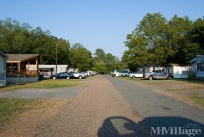 Mobile Home Park in Haughton LA