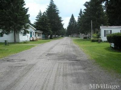 Mobile Home Park in Ellicottville NY