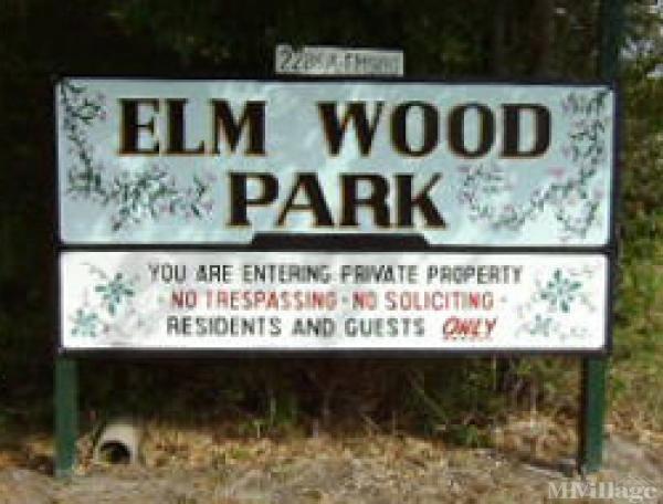 Photo of Elm Wood Mobile Home Park, Huntsville, TX