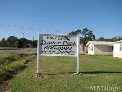 Mobile Home Park in Maurepas LA