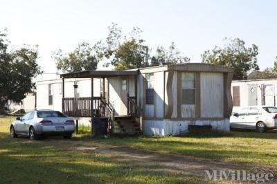 Mobile Home Park in Saint Martinville LA