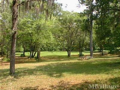 Mobile Home Park in White Springs FL