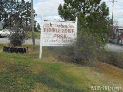 Mobile Home Park in Potecasi NC