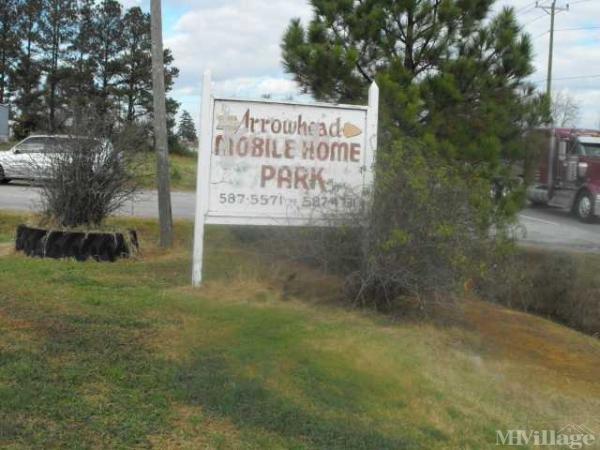 Photo of Arrowhead MHP, Potecasi, NC