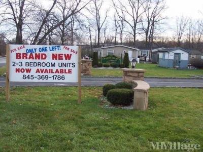 Mobile Home Park in Bullville NY