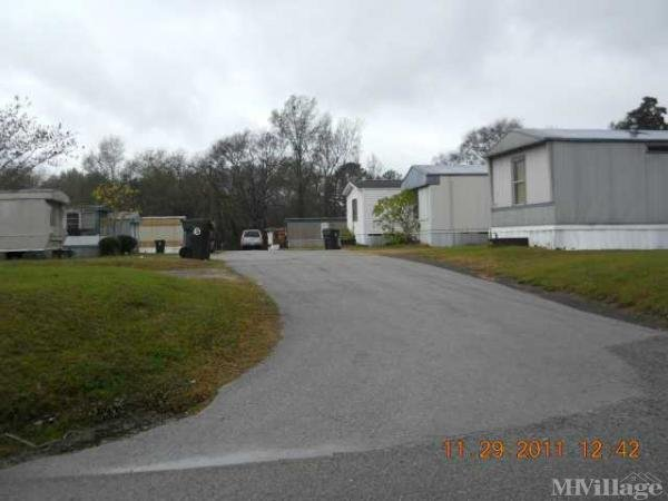 Sterling Park Mobile Home Park in Tuscaloosa, AL