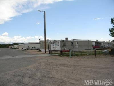 Mobile Home Park in Santa Cruz NM