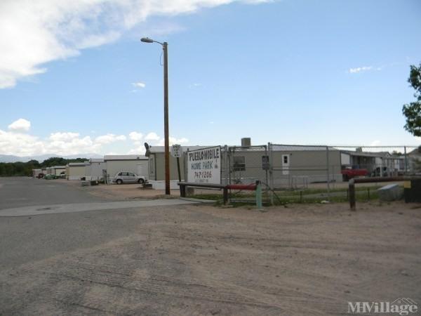 Photo of Pueblo Mobile Home Park, Santa Cruz, NM