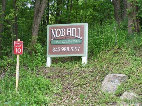 Nob Hill Home Community Mobile Home Park in Unionville, NY