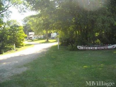 Mobile Home Park in Marcellus MI
