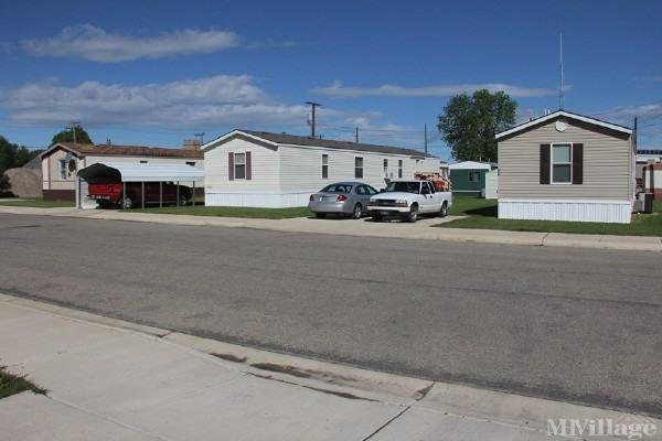 Rick's Mobile Home Park Mobile Home Park in Lewistown, MT