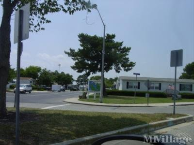 Mobile Home Park in Ocean City MD
