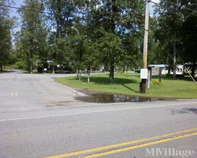Mobile Home Park in Greenwich NY