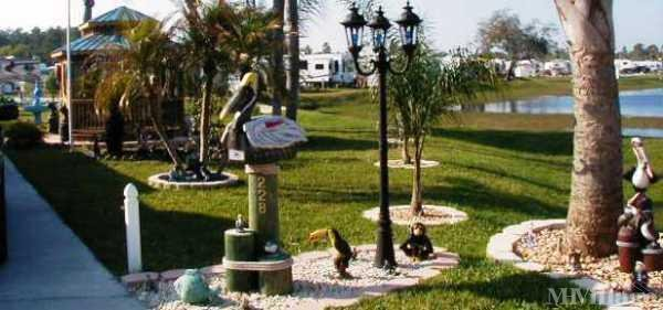 Three Lakes Mobile Home Park in Hudson, FL