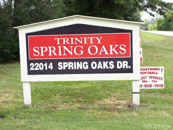 Photo of Trinity Spring Oaks, Spring, TX