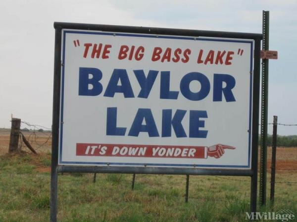 Photo of Baylor Lake Park, Childress, TX