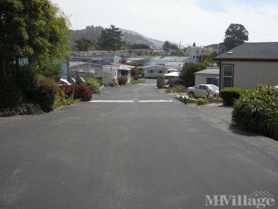 Mobile Home Park in Cayucos CA