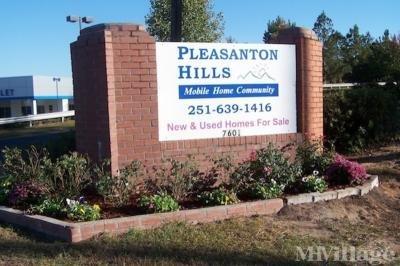Pleasanton Hills