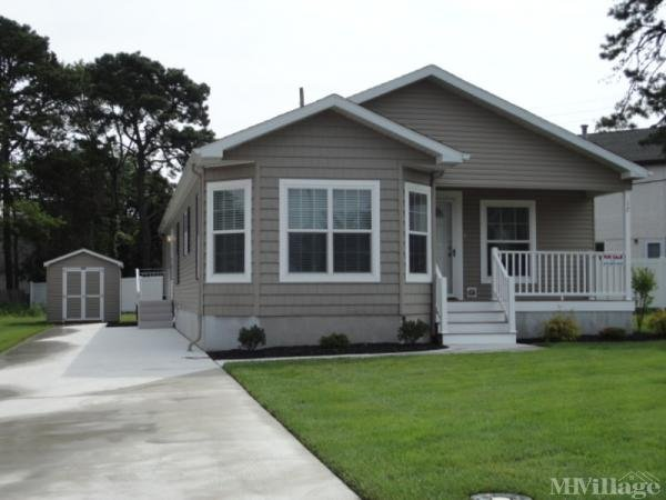 Absecon Shores Mobile Home Park Mobile Home Park in Absecon, NJ