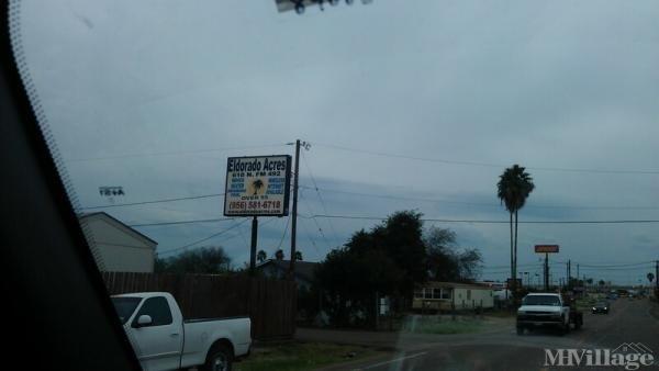 Photo of El Dorado Acres, Mission, TX