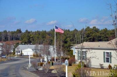 Mobile Home Park in Plymouth MA