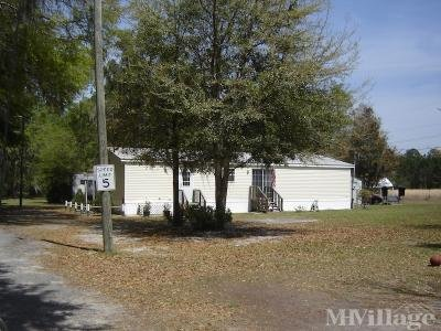 Mobile Home Park in Live Oak FL