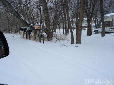 Mobile Home Park in Wentworth SD