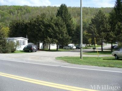 Mobile Home Park in Brooktondale NY