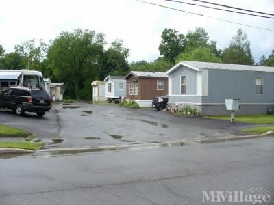Mobile Home Park in Deposit NY