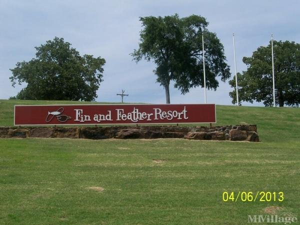 Photo of Fin & Feather Resort, Gore, OK