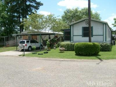 Mobile Home Park in Lufkin TX