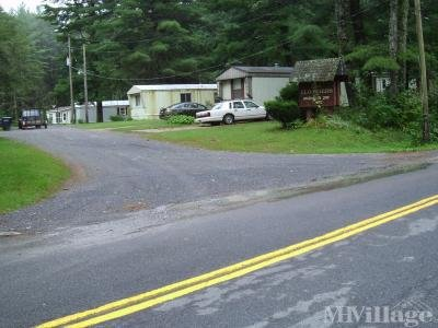 Mobile Home Park in Gansevoort NY